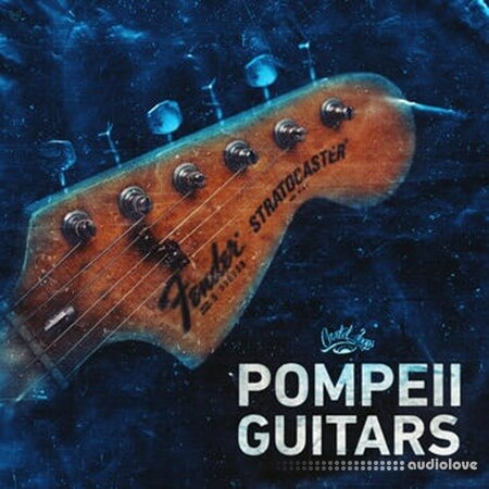 Cartel Loops Pompeii Guitars WAV