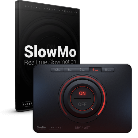 Initial Audio SlowMo v1.0.3 WiN