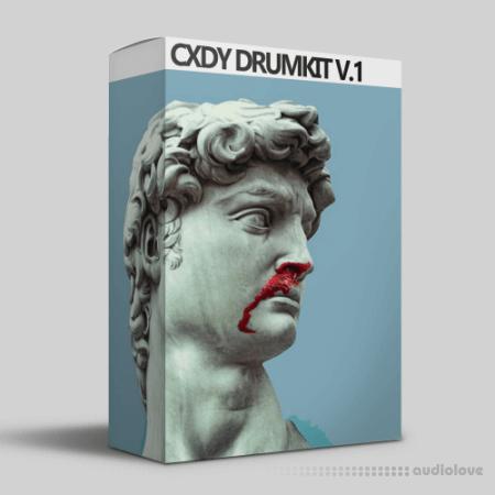 Cxdy Drumkit v.1 WAV
