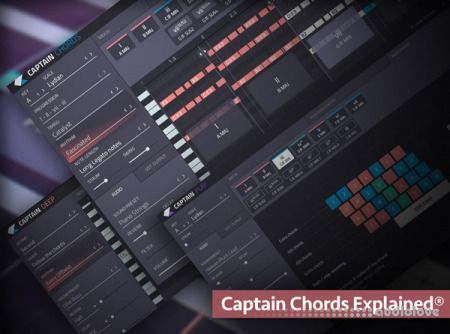 Groove3 Captain Chords Explained UPDATE TUTORiAL