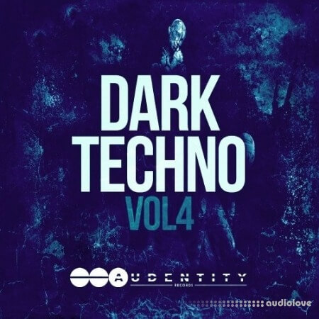 Audentity Records Dark Techno 4 WAV Synth Presets