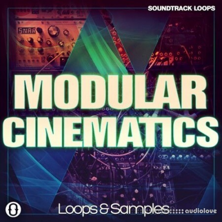 Soundtrack Loops Modular Cinematics WAV
