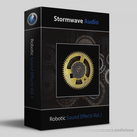 Stormwave Audio Robotic Sound Effects Vol.1