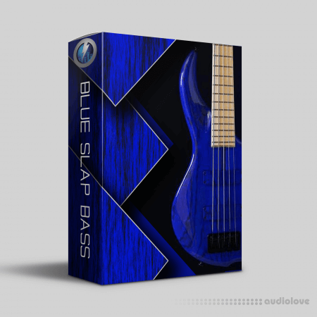Stormwave Audio Blue Slap Bass WAV