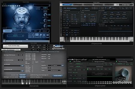 Plogue plug-ins Bundle v2019.1 CE WiN