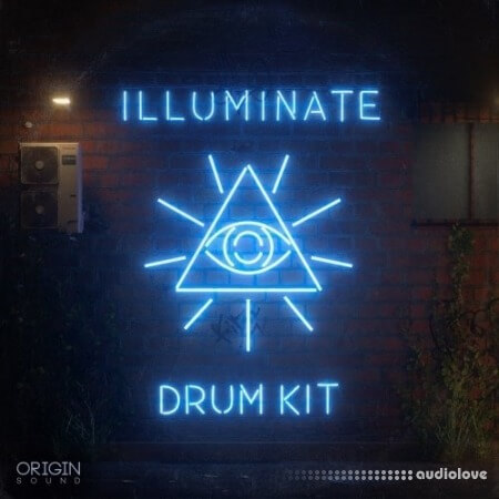 Origin Sound Illuminate Drum Kit WAV