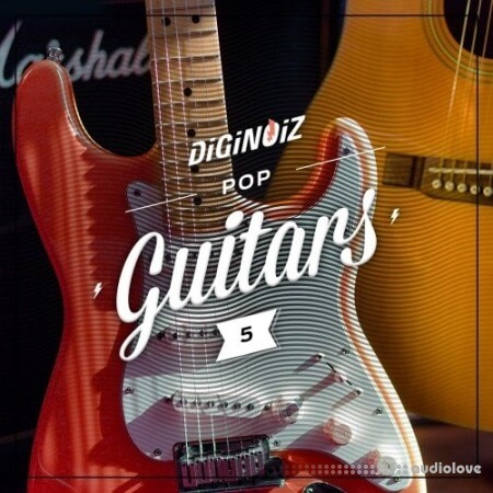 Diginoiz Pop Guitars 5 WAV