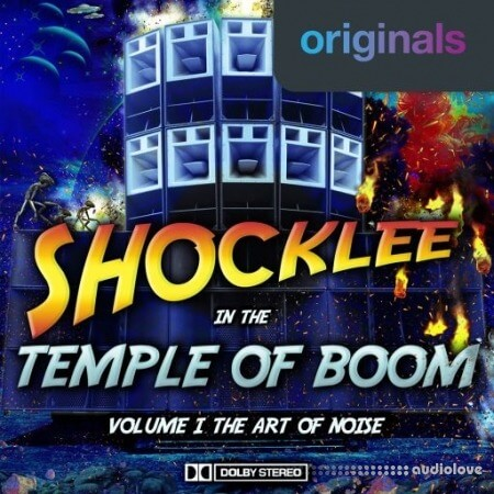 Originals Shocklee Temple Of Boom Vol.1 WAV