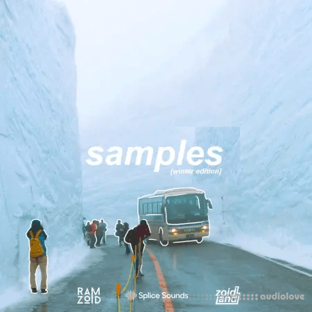 Splice Sounds Ramzoid Samples Winter Edition WAV