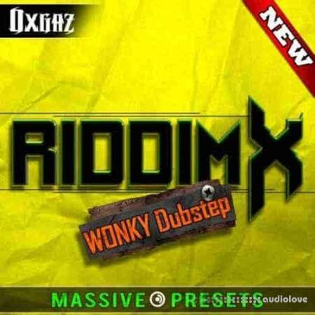 Oxgaz Riddim X Synth Presets