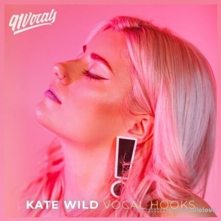 91Vocals Kate Wild Vocal Hooks WAV