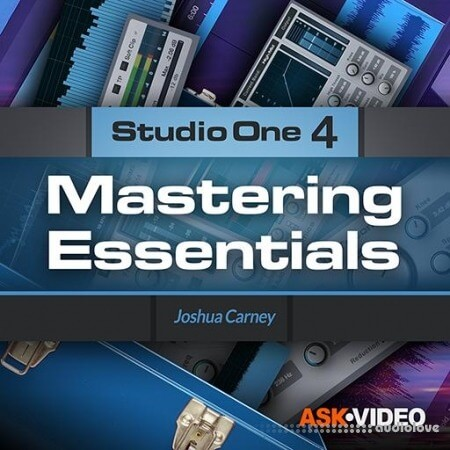 Ask Video Studio One 4 105 Mastering Essentials TUTORiAL