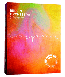 Orchestral Tools Berlin Orchestral Inspire