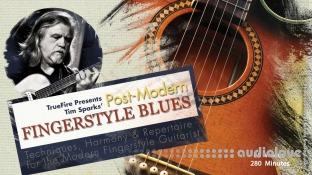 Truefire Tim Sparks Post-Modern Fingerstyle Blues