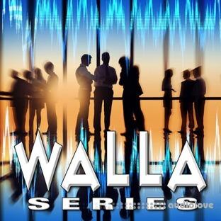 Sound Ideas Walla Series Sound Effects