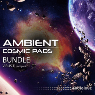 Rafal Kulik Ambient Cosmic Pads Volumes 1-9