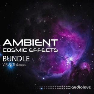 Rafal Kulik Ambient Cosmic Effects Volumes 1-13