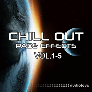 Rafal Kulik Chill Out Pads Effects Volumes 1-5