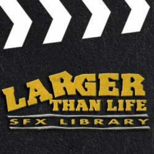 Sound Ideas Larger Than Life Sound Effects Library