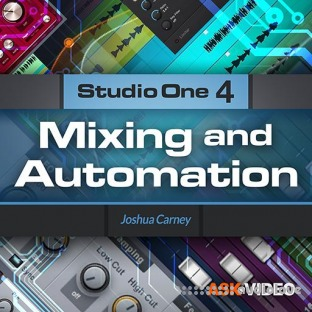 Ask Video Studio One 4 104 Mixing and Automation