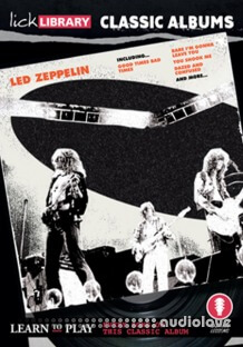 Lick Library Classic Albums Led Zeppelin I