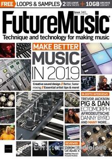 Future Music February 2019
