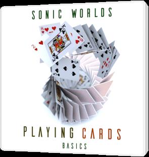 Sonic Worlds Playing Cards Basics