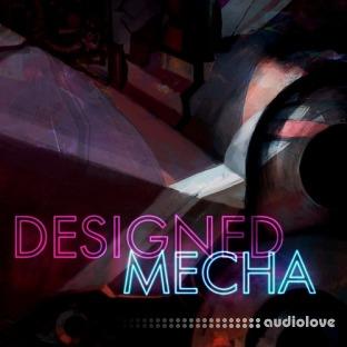Gregor Quendel Designed Mecha