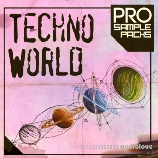 Pro Sample Packs Techno World
