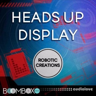 Boom Box Library Robotic Creations: Heads Up Display Toolkit
