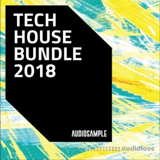 Audiosample Tech House Bundle 2018