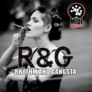 MCOD Rhythm And Gansta