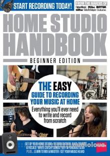 Home Studio Handbook: Beginner Edition