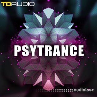 Industrial Strength TD Audio Psytrance