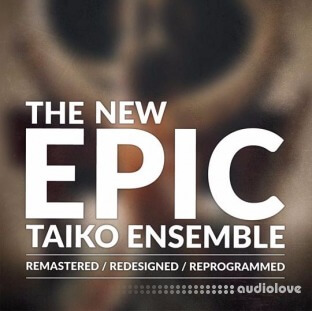 8Dio The New Epic Taiko Ensemble