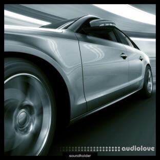 Soundholder Cars In Motion