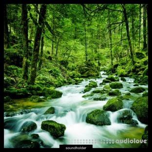 Soundholder Water Flow