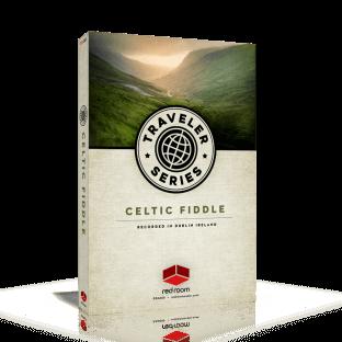 Red Room Audio Traveler Series Celtic Fiddle