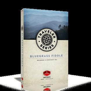Red Room Audio Traveler Series Bluegrass Fiddle