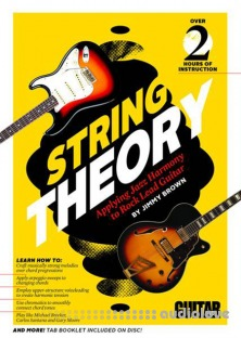 String Theory Applying Jazz Harmony to Rock Lead Guitar