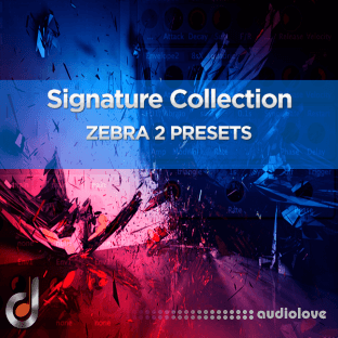 Dustons Zebra 2 Signature Collection u-he Zebra 2 Soundset