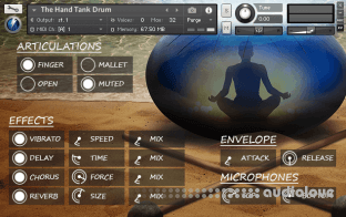 Stormwave The Hand Tank Drum