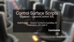 Isotonik Launch Kontrol XXL Script