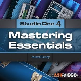 Ask Video Studio One 4 105 Mastering Essentials