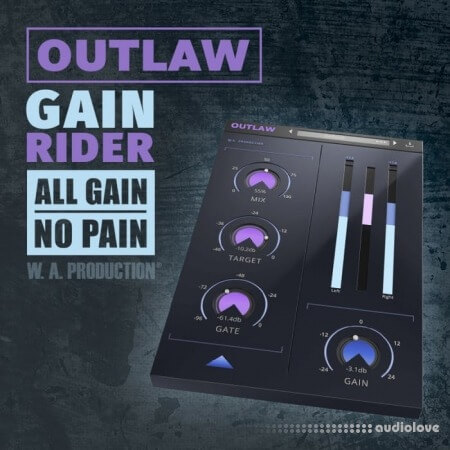 WA Production Outlaw v1.0.1 WiN MacOSX