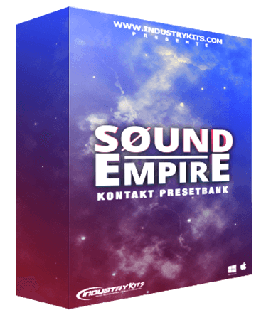 Industry Kits Sound Empire KONTAKT