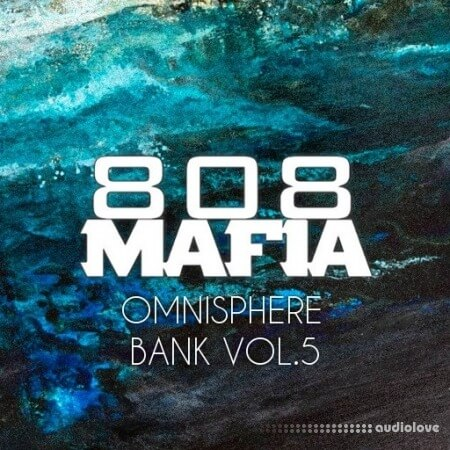 PVLACE 808 Mafia Omnisphere Bank Vol.5 Synth Presets
