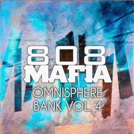 PVLACE 808 Mafia Omnisphere Bank Vol.4 Synth Presets