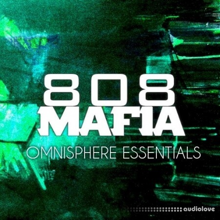 PVLACE 808 Mafia Omnisphere Essentials Vol.1 Synth Presets