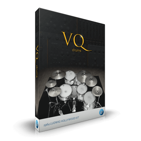 Wavesfactory VQ Drums KONTAKT